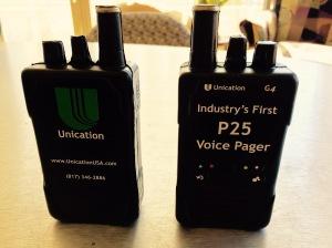 UNication walkie