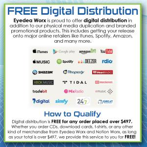Digital Distribution Eblast shorter version