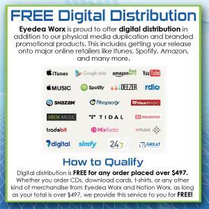Digital Distribution Eblast shorter version